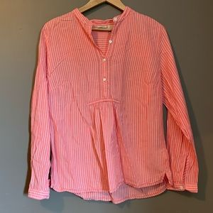 3 for $20! L.L.Bean stripped long sleeve top